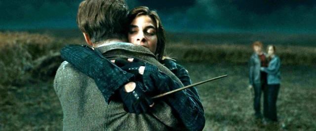 Наталия Тена в Хари Потър и даровете на смъртта