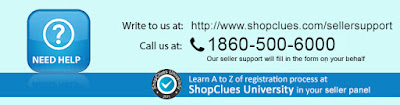 ShopClues Seller Contact Number India