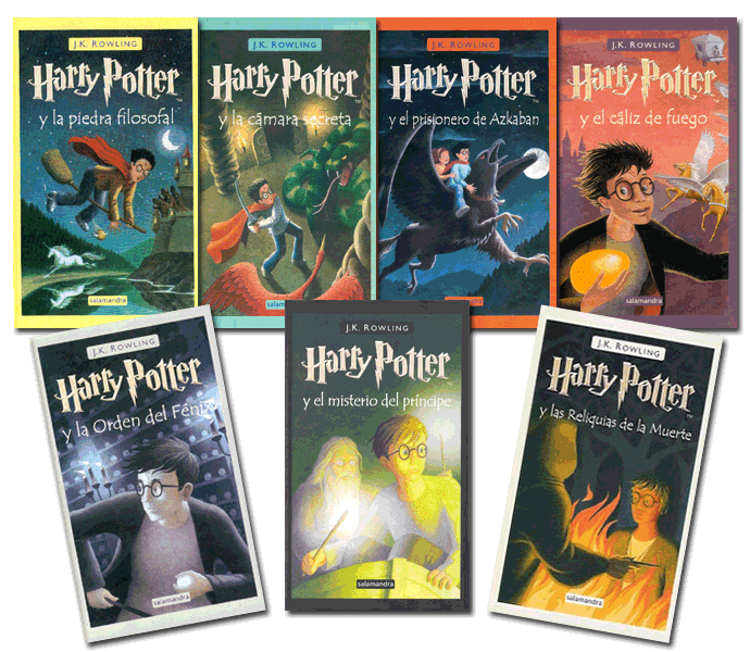 Descargar Libros De Harry Potter Heptalogía - Harry Potter - Pdf - Identi