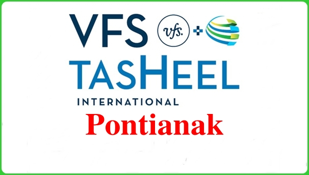 Kantor VFS Tasheel Rekam Biometrik Untuk Umroh di Pontianak