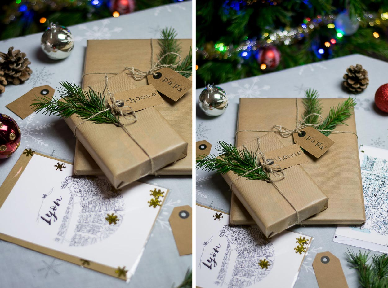 blog lifestyle emilie ettori emballage christmas noel