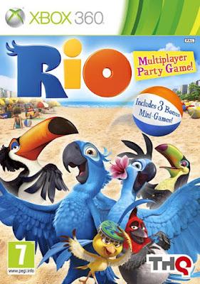 یاری بۆ ئێكس بۆكس Rio xbox 360 torrent