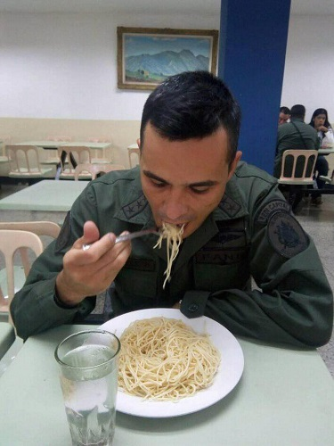 Walter Márquez: Hambre en los cuarteles puede generar una rebelión militar