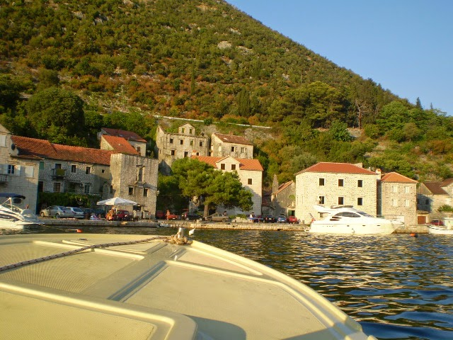 Perast-City