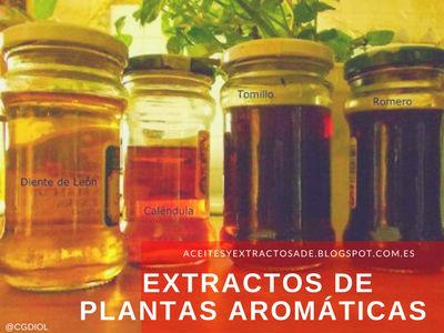 Se separar en forma sencilla los extractos de plantas aromáticas, sólo modificando la presión o la temperatura