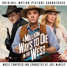 A Million Ways to Die in the West Lied - A Million Ways to Die in the West Musik - A Million Ways to Die in the West Soundtrack - A Million Ways to Die in the West Filmmusik