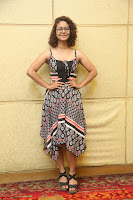 Actress Aditi Myakal Looks gorgeous in Sleeveless Deep Neck Top at Ami Tumi success meet ~  Exclusive 197.JPG