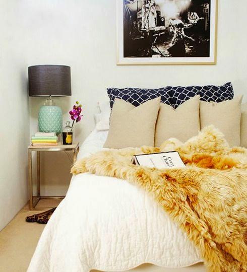 Decorar un dormitorio pequeño para pareja