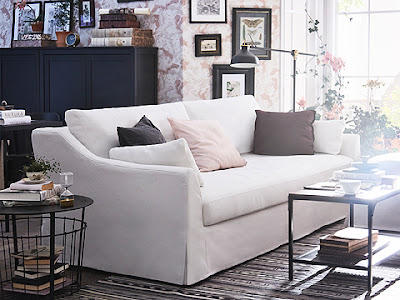 Spesifikasi dan Harga Kursi Sofa KIVIK IKEA