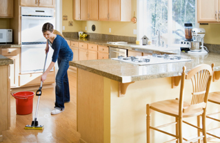 The Modern Housewives: Few Tips How to Clean Your Kitchen Mop