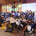 Inauguración Semana Educación Artísticas con más de 10 mil niños de todo el país cantando a Violeta