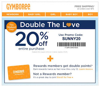 photo regarding Gymboree Printable Coupons named Gymboree Printable Discount coupons Could possibly 2018 - Printable Coupon 2018