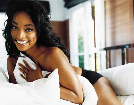 Kellita smith thick5 - YouTube