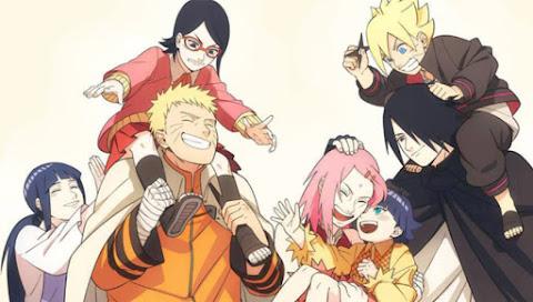 Naruto: The Day Naruto Became Hokage