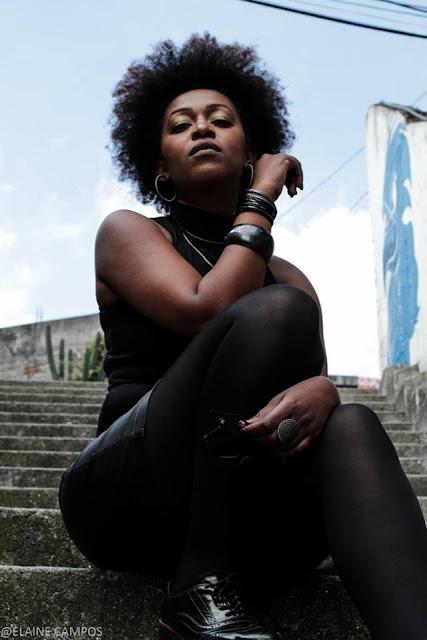 Em estreia como MC, Débora Garcia fala de feminismo negro