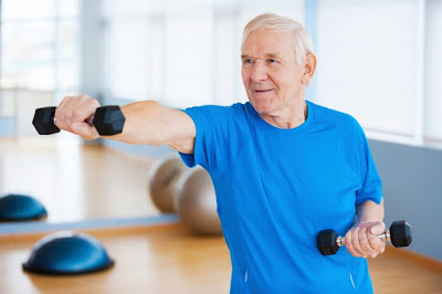 Participating in Physical Activity for Older Adults - El Paso Chiropractor