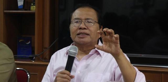 Dahnil Anzar: Rizal Ramli Tidak Termasuk Anggota BPN Prabowo-Sandi