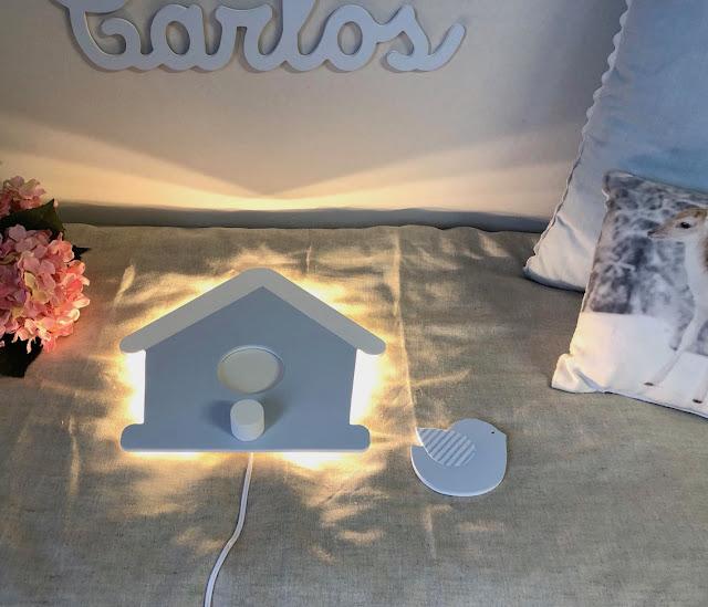 APLIQUES INFANTILES de pared con luz LED
