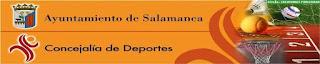 Concejalía de Deportes - Ayuntamiento de Salamanca