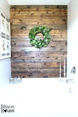 Hiasan dinding kamar mandi