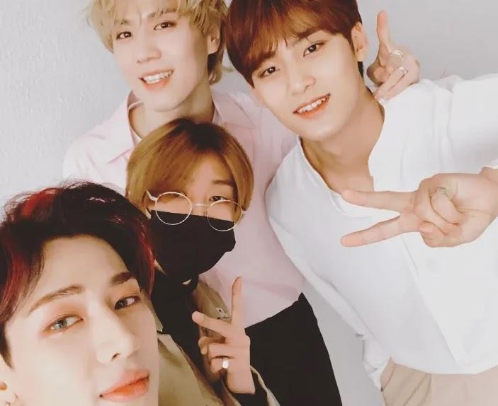 Walaupun Beda Grup, Idola K-Pop Ini Menjalin Persahabatan Loh!
