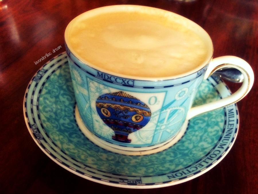 hiroko's place english milk tea