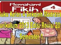 Buku Kelas 4 Sekolah Madrasah Kurikulum 2013 Edisi Revisi 2017 Semester 1