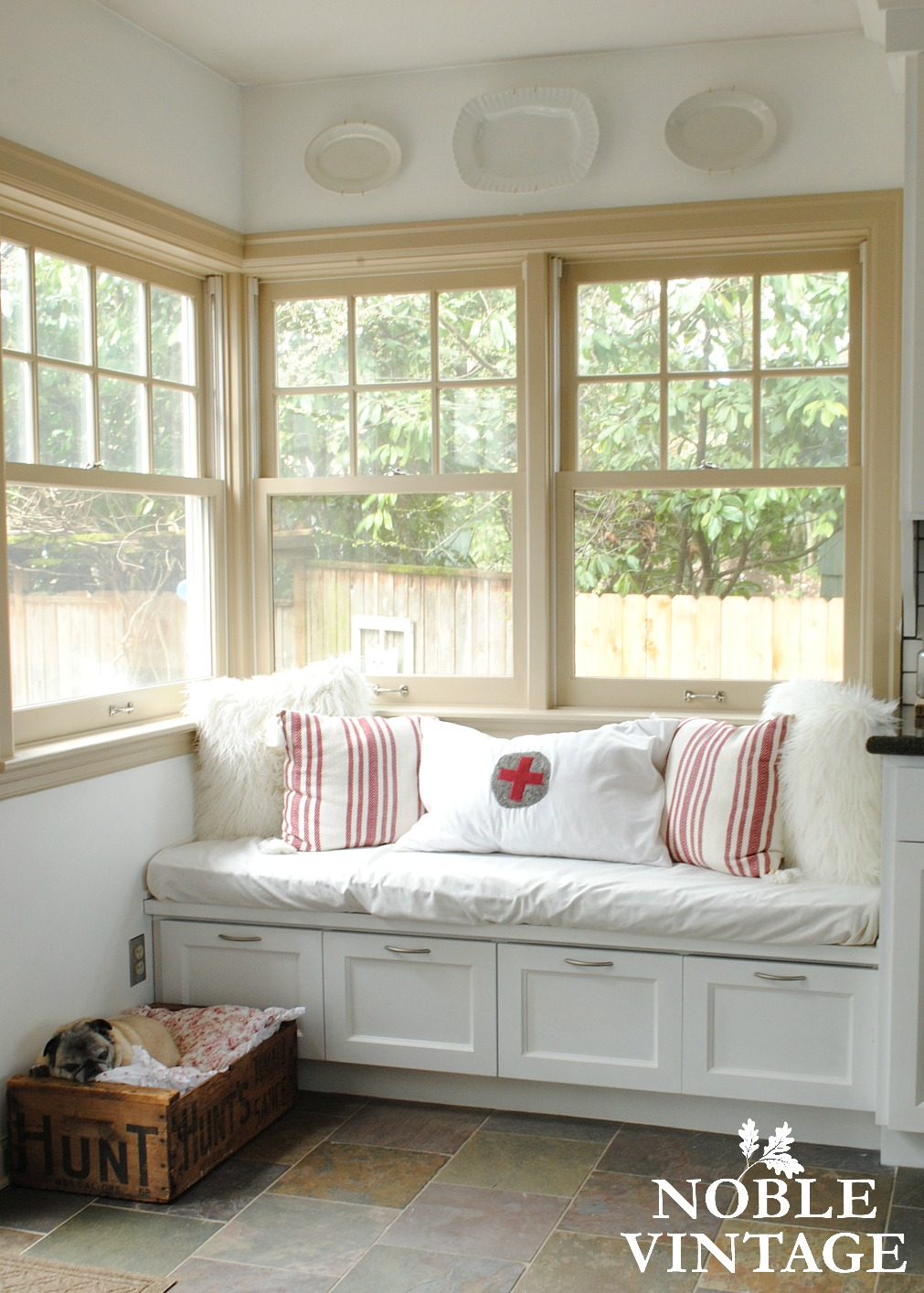 The Back Patio Door Lets In Lots Of Natural Light, But The Panes Are All  Failing  They All Have A White Film On Them. I Have A Dutch Door Waiting In  The ...