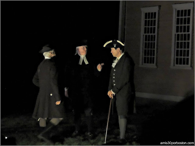 Eventos por Patriots Day: Paul Revere Ride Reenactment en Lexington
