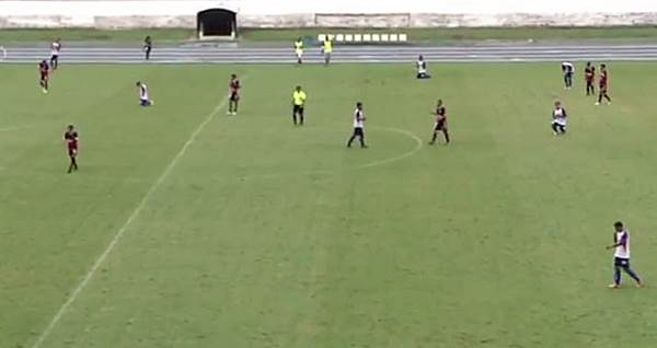 Duas partidas foram realizadas nesta terça-feira pelo jogos de ida da segunda fase do Campeonato Paraense da Segunda Divisão.