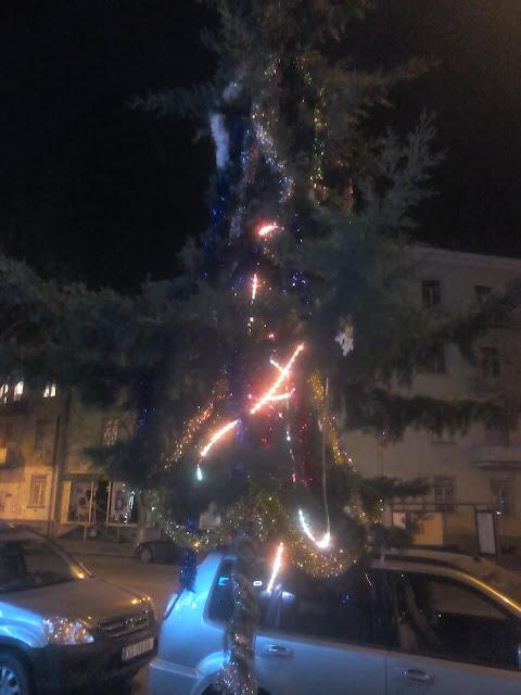 Navidad en Tbilisi