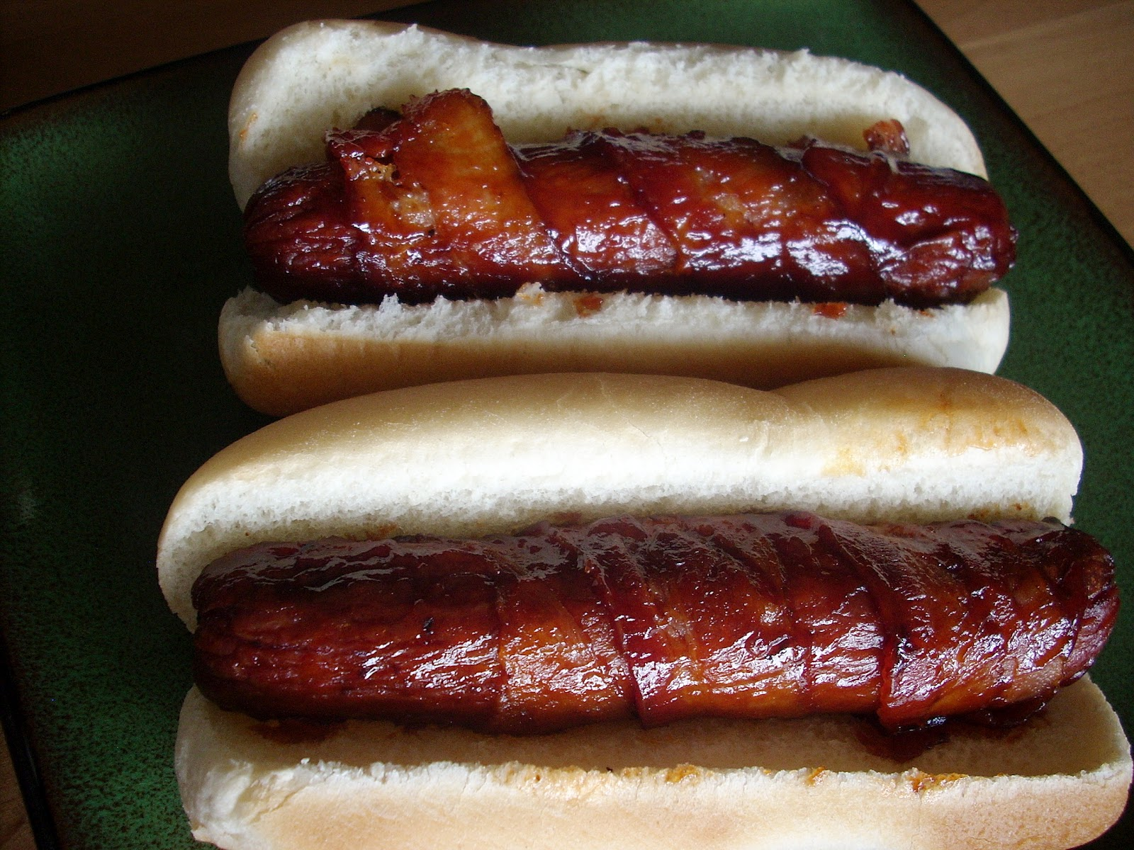 The Fully Fed Recipes Bacon Wrapped Jumbo Dogs W