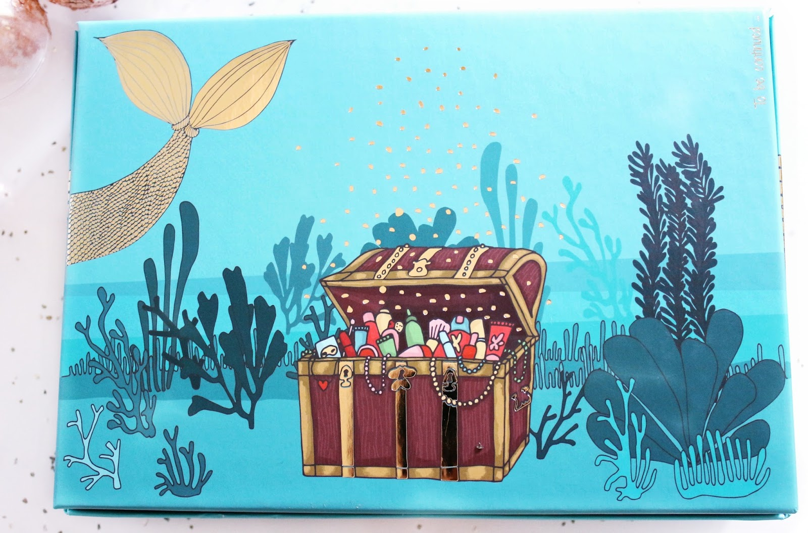 Beautiful Box The Little Mermaid