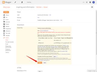 cara merubah domain blog gratis15