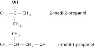 Isomer Senyawa C4H9OH