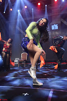 Sunny Leone Dancing on stage At Rogue Movie Audio Music Launch ~  159.JPG