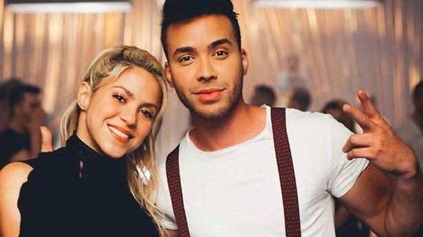 Prince Royce y Shakira estrenan el vídeo de 'Deja Vu'