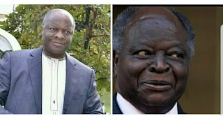 More details of Ugandan who looks like Kibaki emerges, his name and more photos