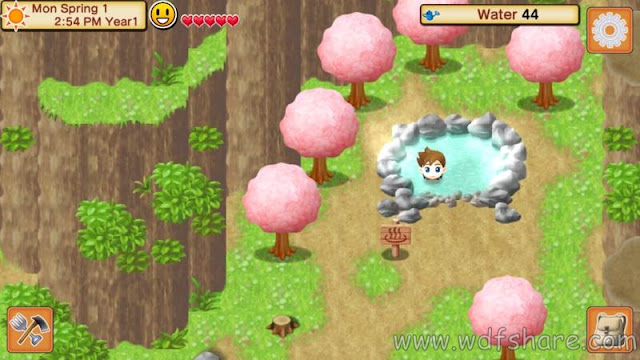 Harvest Moon Seeds of Memories APK