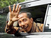MAKJLEB! Mobil Jokowi Mogok, Netizen: Makanya Pake Mobil ESEMKA