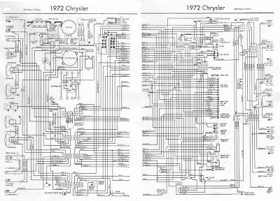 2005 Chrysler 300 Wiring Diagram Ford Falcon Ignition Switch New Yorker 1972 Complete Electrical | All About Diagrams