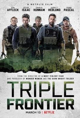 Triple Frontera Netflix