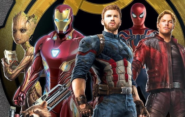 Film Terbaru 2018 yang Paling Dinantikan Versi IMDb, Avengers Infinity War Nomor Satu!
