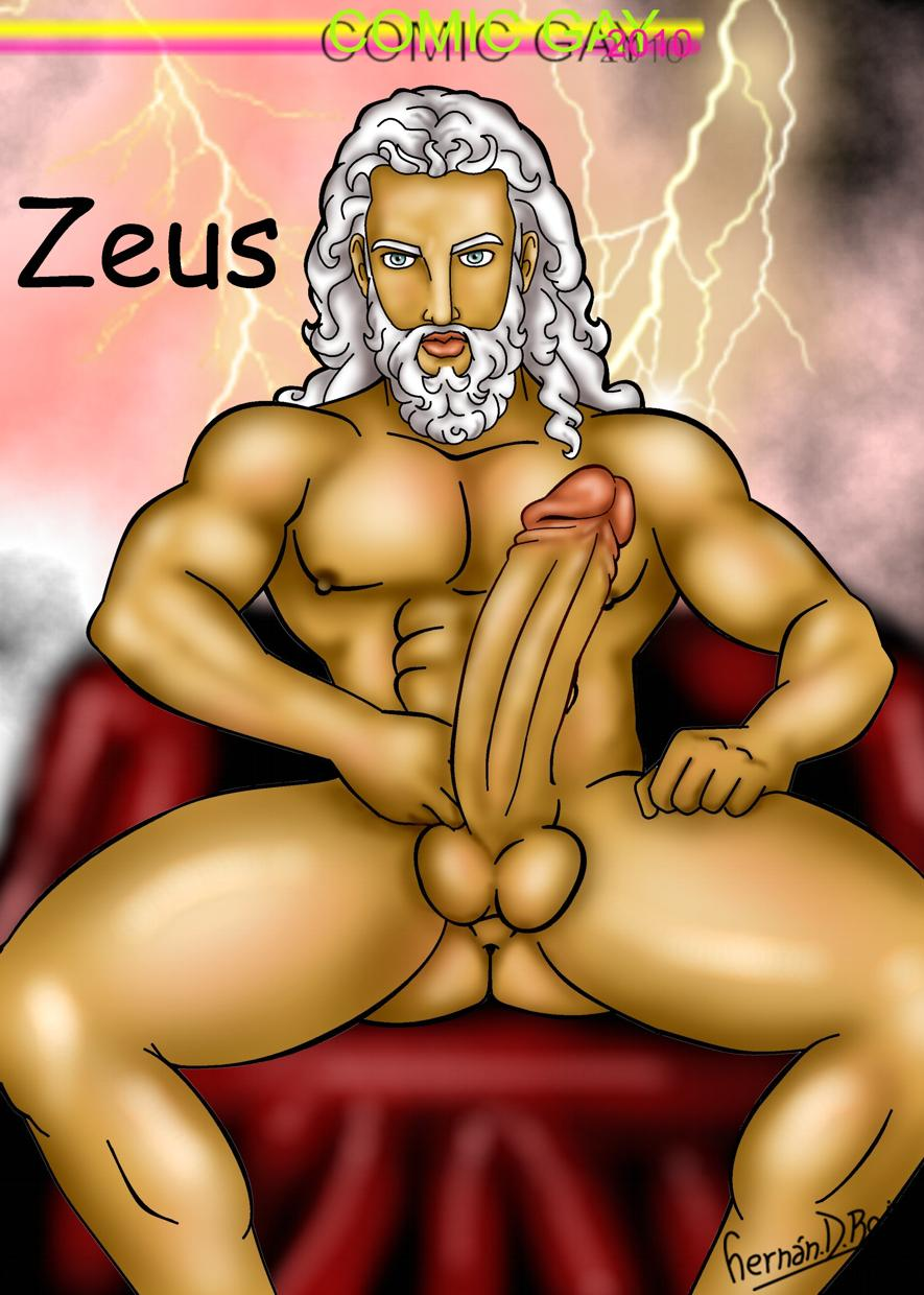 Almighty zues porn
