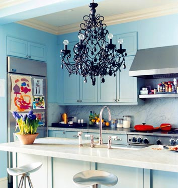 kitchen, kitchen chandeliers
