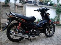 5 Motor dengan stoplamp sporty