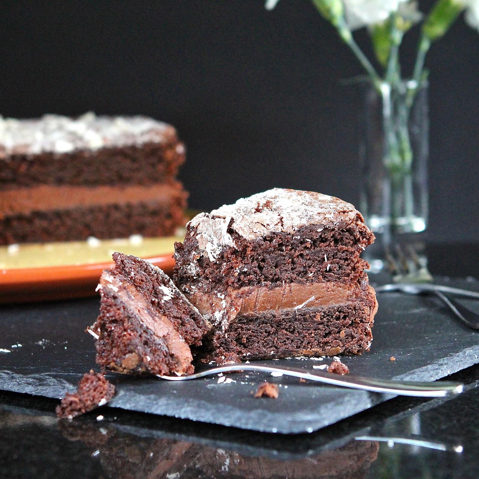 Chef Vikkis Secret Ingredient Chocolate Cake