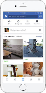Facebook launches Marketplace: Buy and sell with your local community
