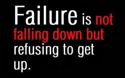 Failure Quotes (Moving On Quotes) 0233 7
