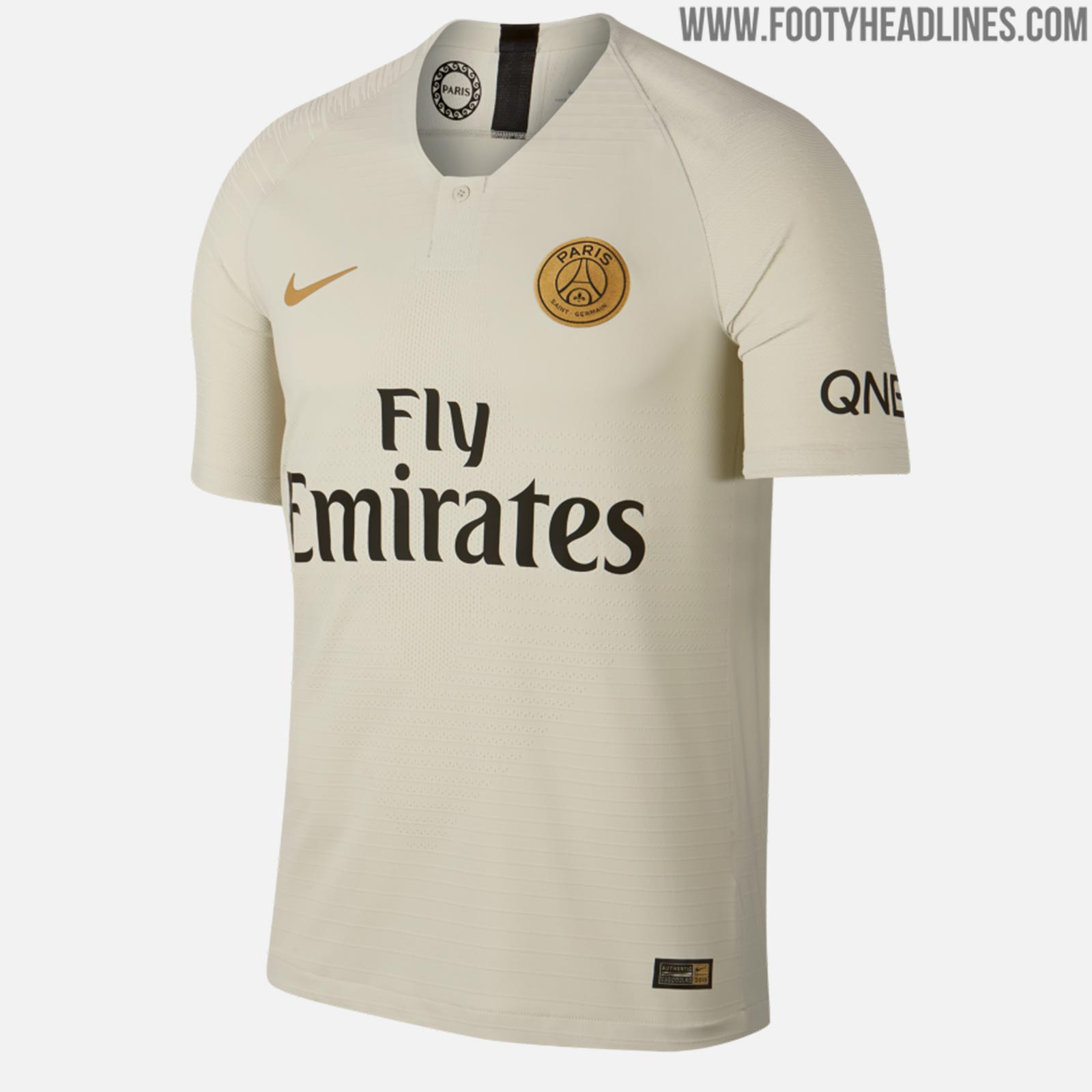 294cf2191b6 It is not known yet if Paris Saint-Germain will use the special font their  2018-2019 Ligue 1 games that they will play with the away kit.